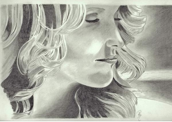 Lucy Lawless par Eleni